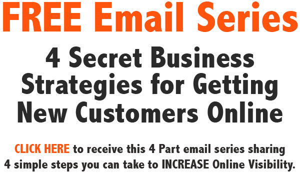 4 Secret Business Strategies for Getting New Customers Online